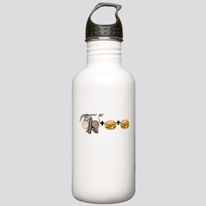 Aspergers/Autism Stainless Water Bottle 1.0L