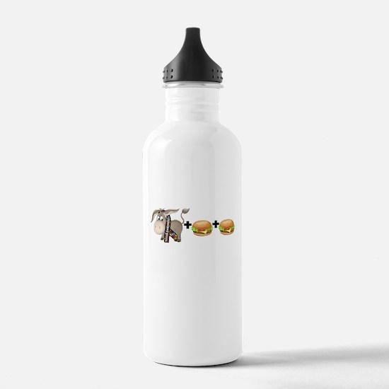 Aspergers/Autism Water Bottle