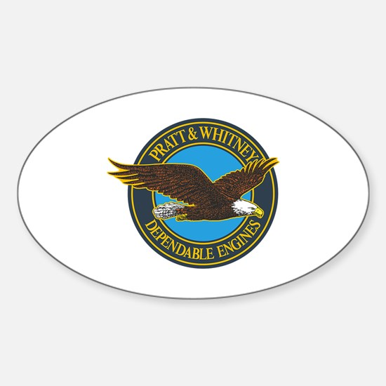 Cool Whitney Sticker (Oval)