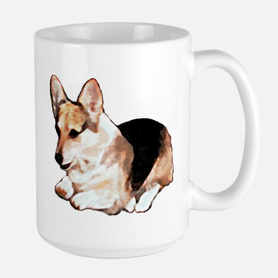 Flying Tri - Large Mug