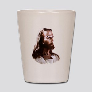 Jesus Shot Glass