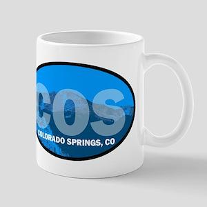 Colorado Springs, CO Mug