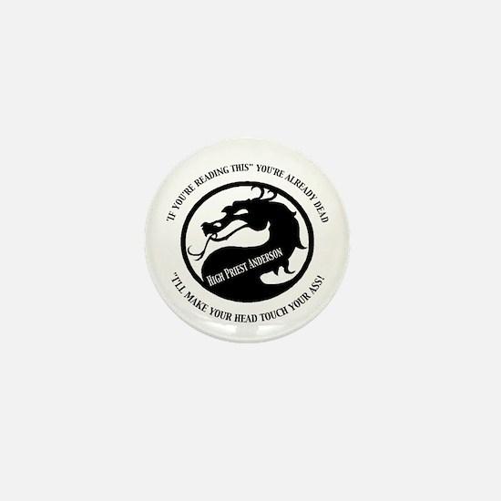 Dragon II Mini Button