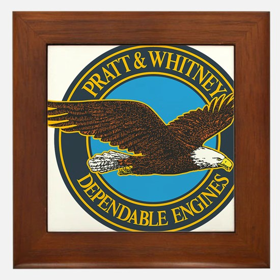 P&W1 Framed Tile