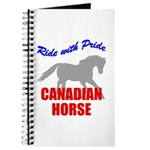 Ride With Pride Canadian Horse Journal