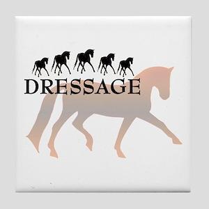 -dressage- Tile Coaster