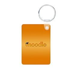 Orange Moodle Keychains