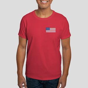 American Flag Dark T-Shirt