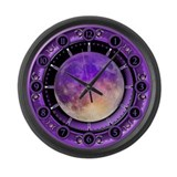 Purple Giant Clocks
