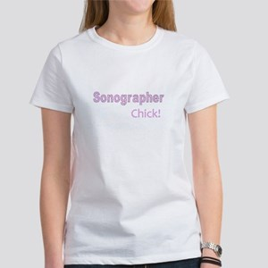 Sonographer Women's T-Shirt