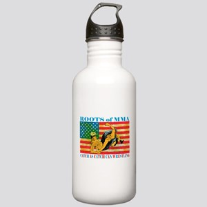 Roots of MMA Stainless Water Bottle 1.0L