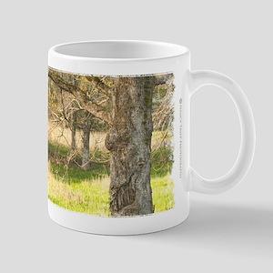 Smiling Tree Coffee Mug