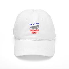 Ride With Pride Palomino Horse Baseball Cap