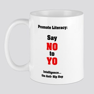Say No to Yo Mug