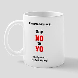 Say No to Yo Mug
