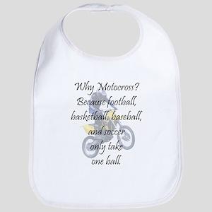 Why Motocross? Bib
