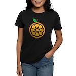 Orange Women's Dark T-Shirt