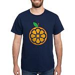 Orange Dark T-Shirt