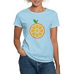 Orange Women's Light T-Shirt