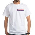 KCDCC White T-Shirt
