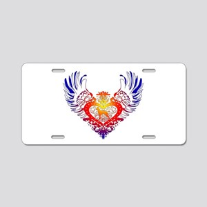 Vizsla Aluminum License Plate