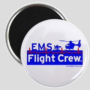 EMS Flight Crew - (new design front & back) Magnet