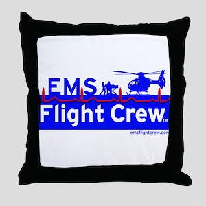 EMS Flight Crew - (new design front & back) Throw