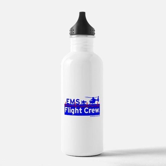 EMS Flight Crew - (new design front & back) Stainl