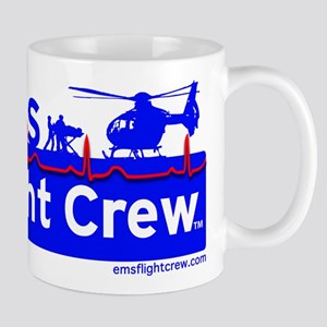 EMS Flight Crew - (new design front & back) Mug