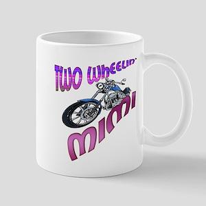 TWO WHEELIN' MIMI Mug