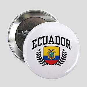 """Ecuador 2.25"""" Button"""