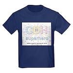 CDH Superhero Kids Dark T-Shirt