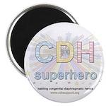 CDH Superhero Magnet