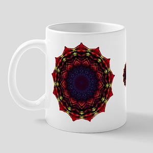 Tie Dye Art Mug