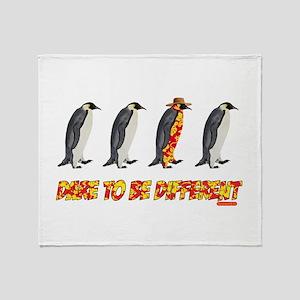 Different Throw Blanket