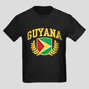 Guyana Kids Dark T-Shirt