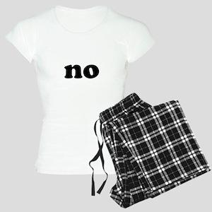 No Women's Light Pajamas