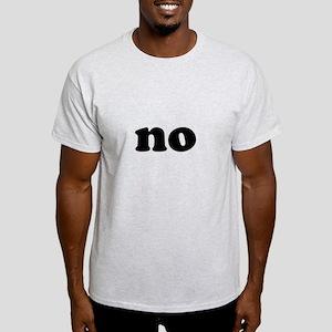 No Light T-Shirt