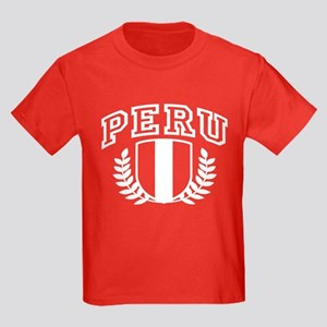 Peru Kids Dark T-Shirt