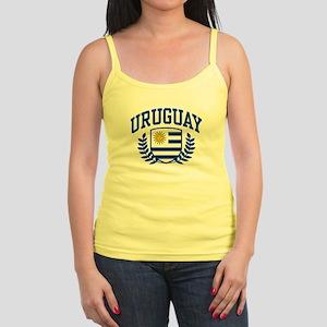 Uruguay Jr. Spaghetti Tank