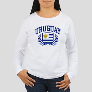 Uruguay Women's Long Sleeve T-Shirt