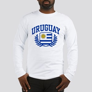 Uruguay Long Sleeve T-Shirt