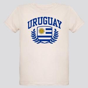 Uruguay Organic Kids T-Shirt