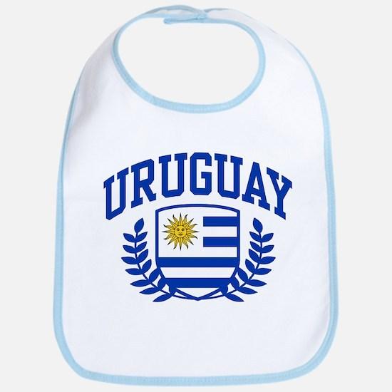 Uruguay Bib