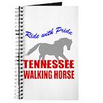 Pride Tennessee Walking Horse Journal