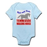 Pride Tennessee Walking Horse Infant Creeper