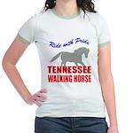 Pride Tennessee Walking Horse Jr. Ringer T-Shirt