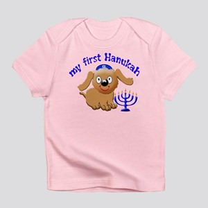 baby's first Hanukah Infant T-Shirt