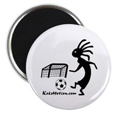 "Kokopelli Soccer Player 2.25"" Magnet (100 pac"