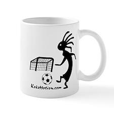 Kokopelli Soccer Player Mug